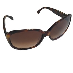 Michael Kors brown tortoise shell