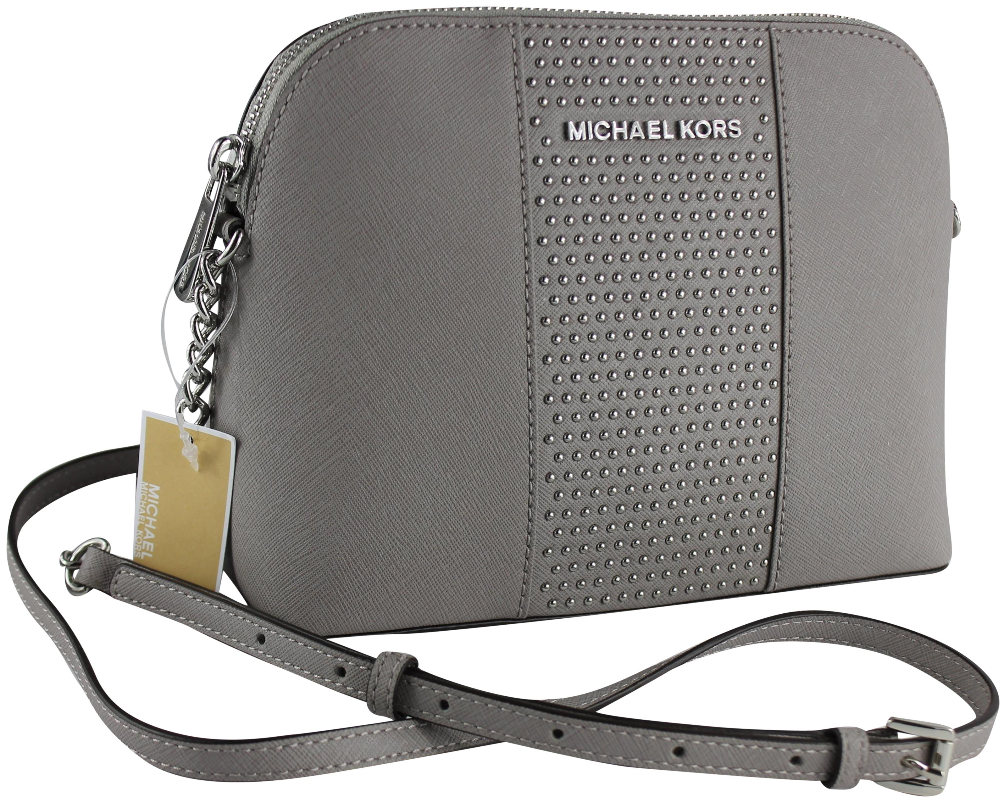 8e6b6cbd3317 new zealand michael michael kors microstud dome cindy crossbody 08965  99fee; discount code for michael kors cross body bag de921 21b84