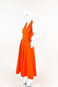 Orange Maxi Dress by Michael Kors Collection