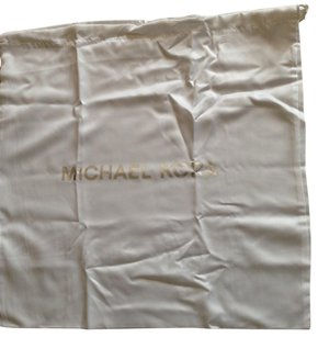 Michael Kors Collection New Large Michael Kors dustbag w/silver lettering