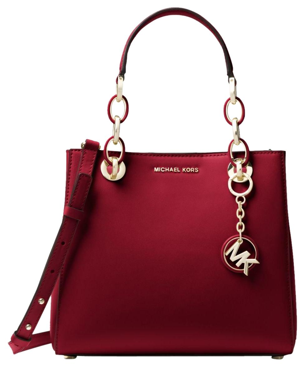 b884959f7a33 123456 8a101 fe2d9; promo code for michael kors leather 30f8gcys0l satchel  in maroon 87377 3799f