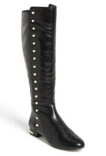 Michael Kors Ailee Tall Black Boots