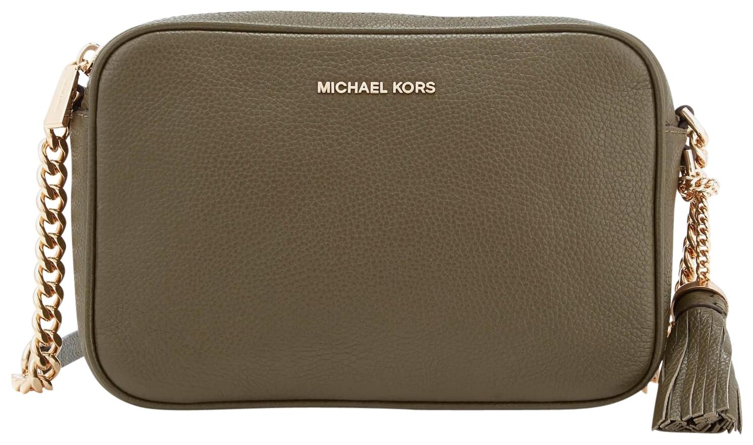 ee3123bfbe53 ... purse 611e2 42faf sale michael kors green bags up to 90 off at tradesy  1014d a59d1 ...