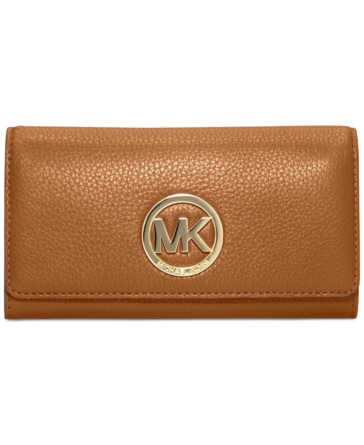 d10f27c65337 purchase michael kors 32f2gfte3l fulton carryall wallet 21bf3 1f465
