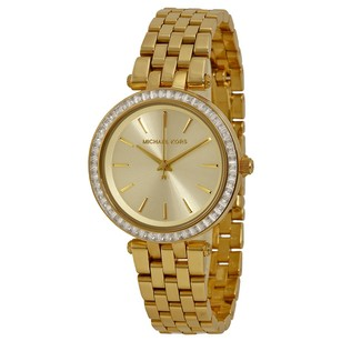 Michael Kors Michael Kors Mini Darci Gold Tone Ladies Watch MK3365