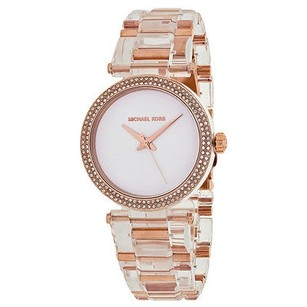 Michael Kors Michael Kors Mk4318 Womens Watch Silver -