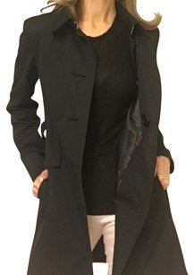 Michael Kors Single Breasted Belted Trench Midlength Trench Lined Trench Raincoat