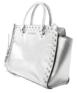 Michael Kors Tote in Silver