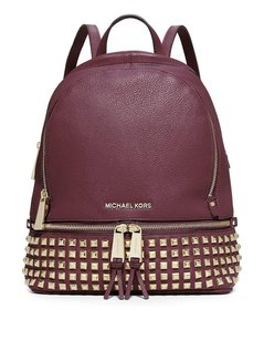 MICHAEL Michael Kors Backpack Merlot Messenger Bag