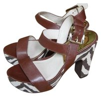 MICHAEL Michael Kors Brown Sandals
