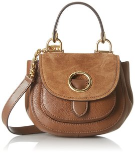 MICHAEL Michael Kors Isadore Saddle Cross Body Bag