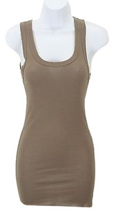 Michael Stars Long Top Taupe
