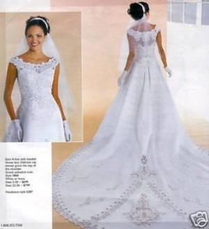David S Bridal Wedding Dresses