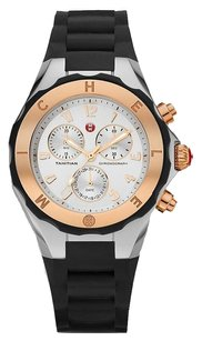 Michele MICHELE MWW12F000059 MICHELE JElly BEAN ROSE GOLD/ SILVER WATCH