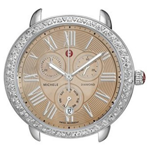 Michele Michele Women's Serein Diamond Bezel Watch MW21A01A1069