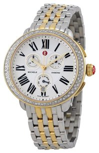 Michele MWW21A000008 Serein Two-tone Steel Watch
