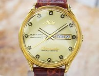 Mido Mido Ocean Star Chronometer Swiss Made Luxury Automatic Watch C 1960s Dr33