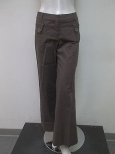 MILLY Cotton Blend Wide Pants
