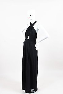 MILLY Crepe Wide Leg Dress