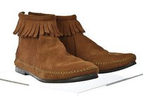 Minnetonka Womens Ankle Brown Boots