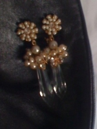 Miriam Haskell Vintage Signed Clip