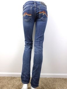 Miss Me Dark Wash Distressed Skinny Jeans