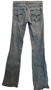 Miss Me Stretchy Boot Cut Jeans-Distressed