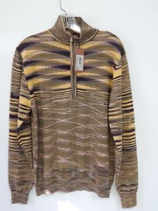 Missoni Orange Label Wool Sweater
