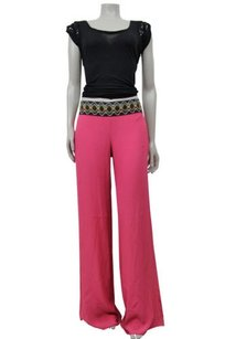 Missoni Rose Embroidered Wide Pants