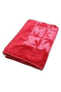 Missoni Missoni Red Cotton Joy Beach Towel