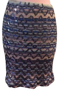 Missoni Mini Skirt Blue