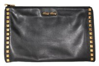 Miu Miu Black Clutch