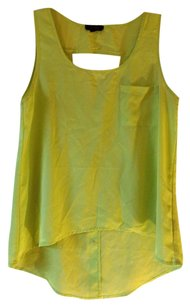 Modern Edge Nordstrom Neon Top Lime Green