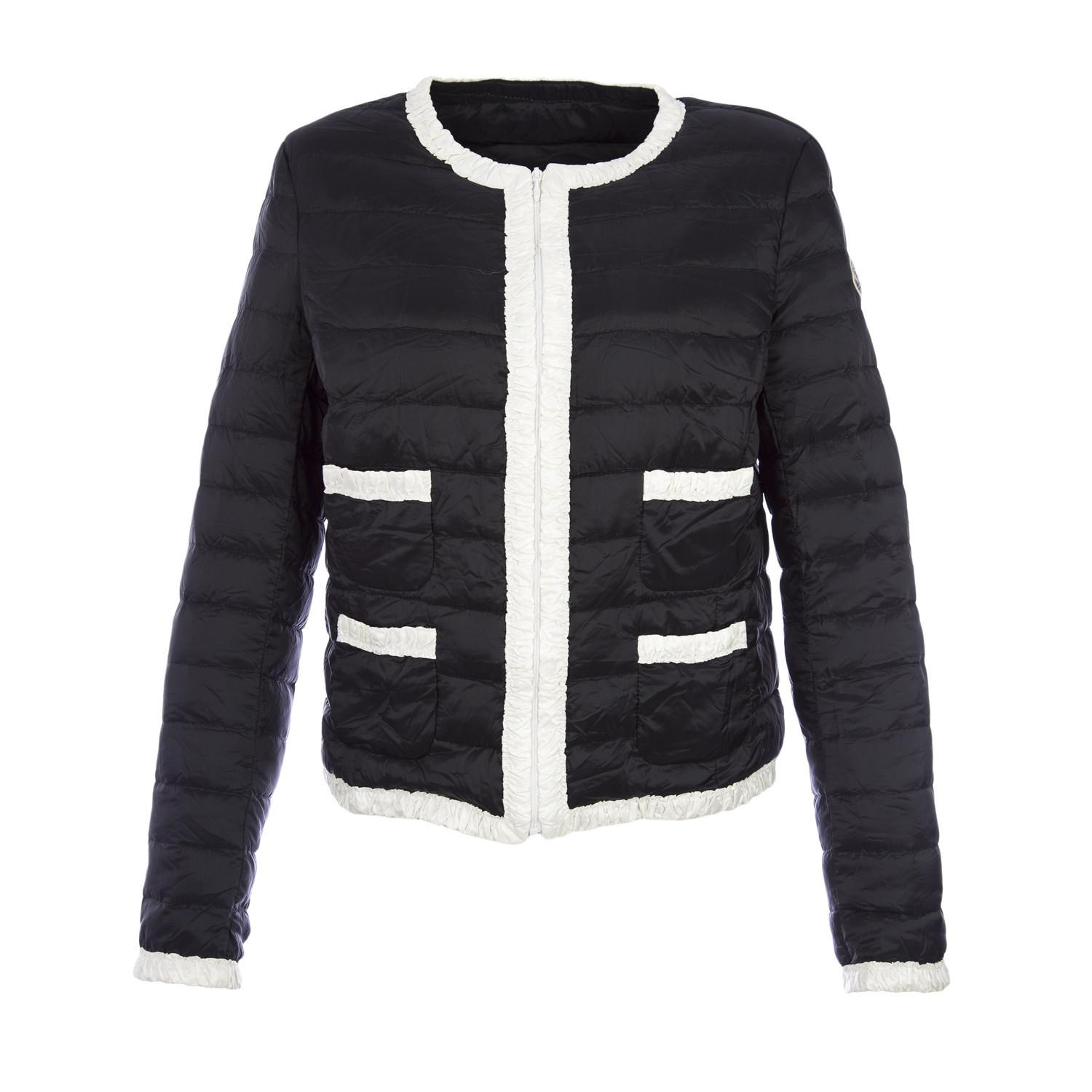moncler alpin women black jacket