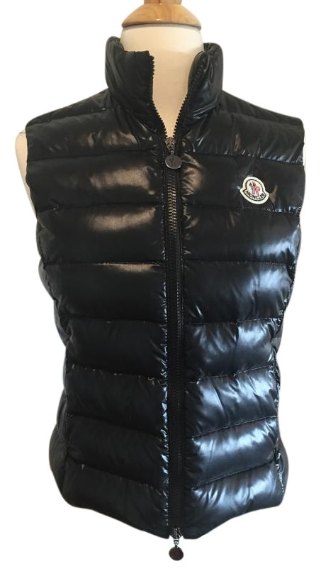 Moncler Ghany Puffer Down Filled Vest ...