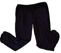 Monrow Relaxed Pants Black