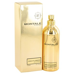 Montale MONTALE GOLD FLOWERS by MONTALE ~ Eau de Parfum Spray 3.3 oz