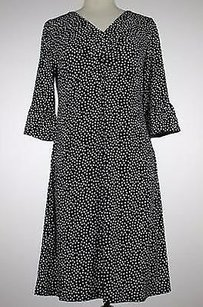 Monterey Bay short dress Black Womens on Tradesy