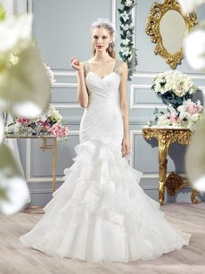 Moonlight Bridal Moonlight J6364 Wedding Dress