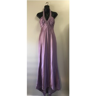 Morgan & Co Lilac Dress