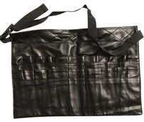 Morphe Brushes Morphe Brushes Black Quilted A1 Adjustable Apron Brush Belt