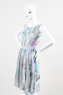 Moschino short dress Multi-Color Cheap And Chic Gray on Tradesy