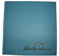 Mother's Day gift book Coffee table book beautiful photography depicting art of motherhood
