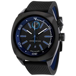 Movado Bold Black Dial Men's Watch MV3600369