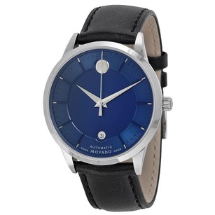 Movado Movado Stainless Steel Mens Watch