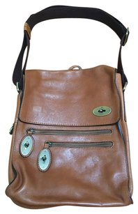 Mulberry Clasp Strap Tote Cross Body Bag