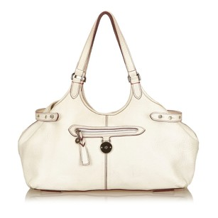 Mulberry Leather 6imbto002 Tote