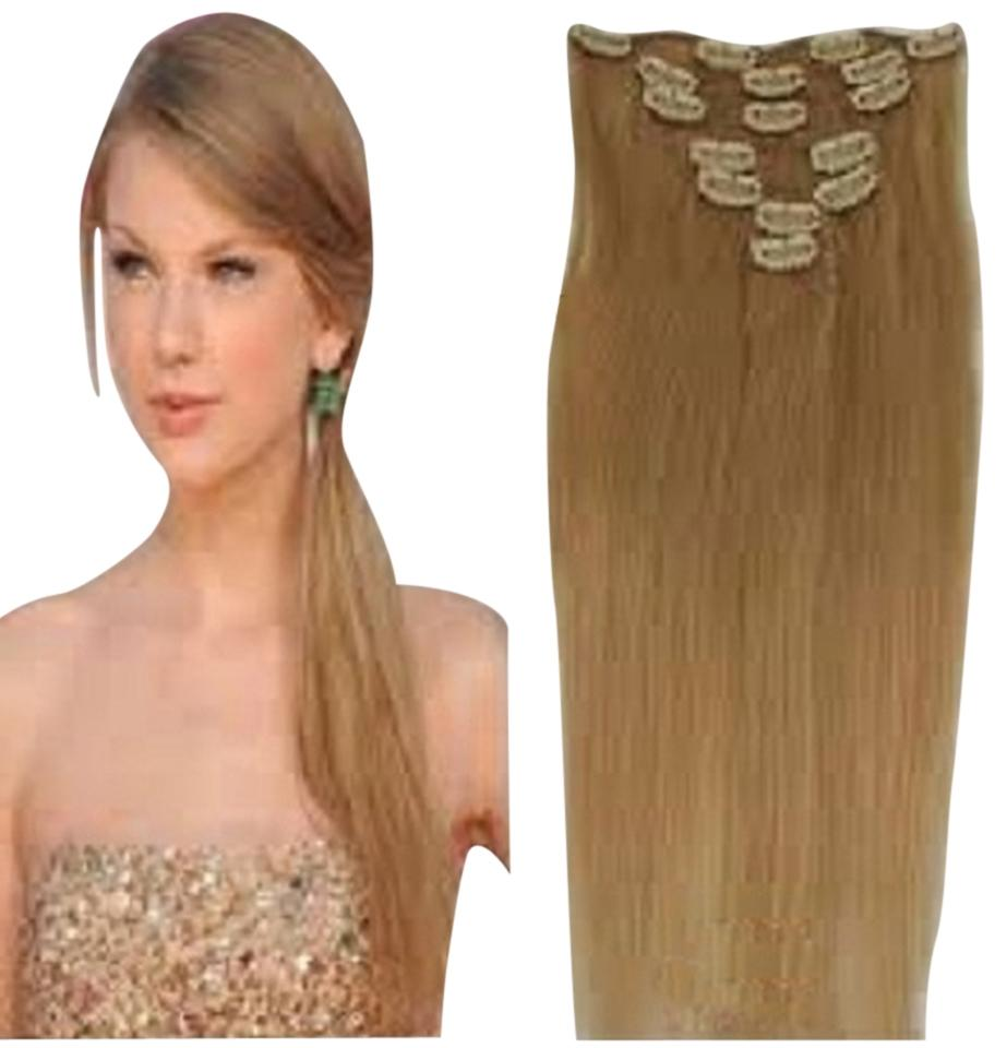 myluxury1st clip in remy human hair extensions 70g 7