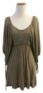 Other short dress Olive Green on Tradesy