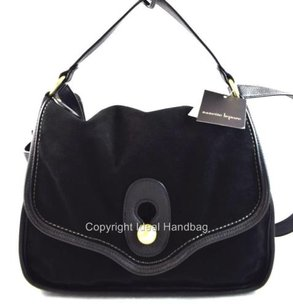 Nanette Lepore Leather Hobo Bag